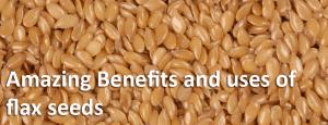 Flexseed benefits