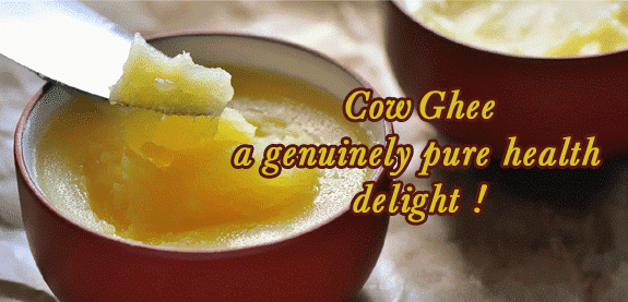 Cow Ghee Health Benefits and Uses