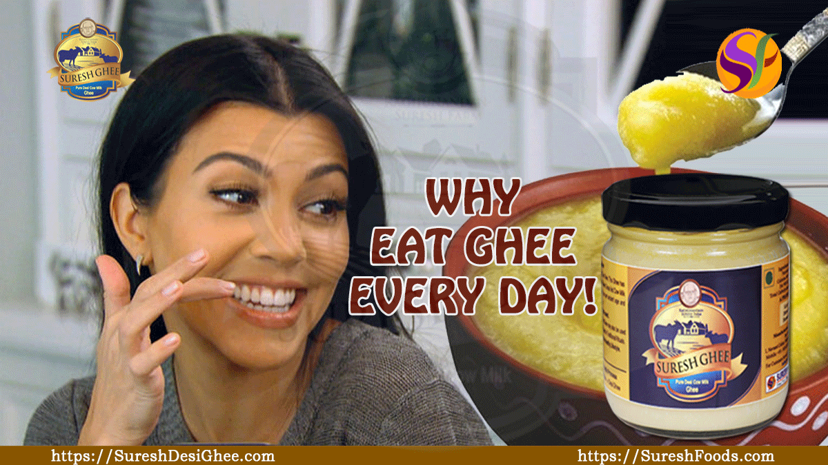 Ghee – 6 reasons why experts recommend eating it every day