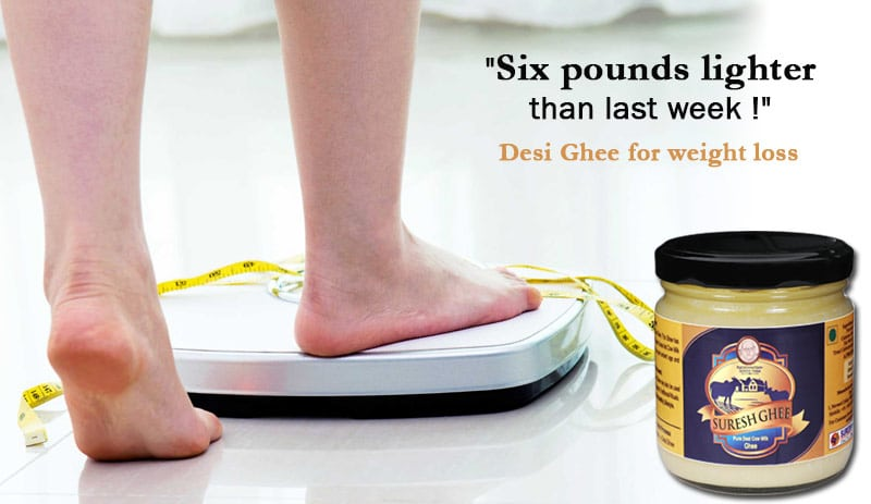 Ghee for weight loss